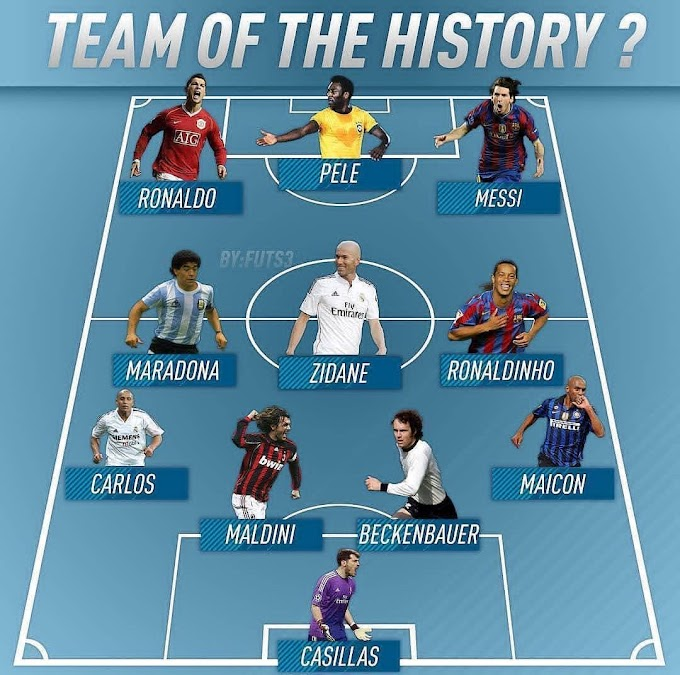 Is This the Best Team in Football History?