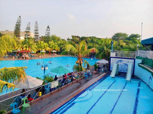 Daftar Kolam Renang yang ada di Medan