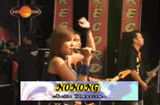 Lirik Lagu Nonong - Nella Kharisma