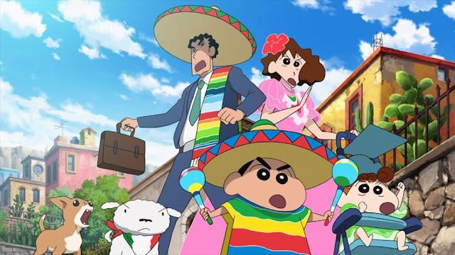 Download Shinchan Kaanta Laga HINDI Full Movie [HD]