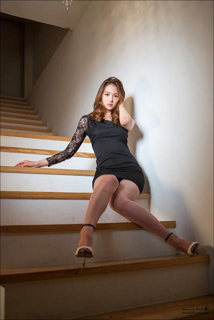Người đẹp Hàn Quốc Moon Ga Kyung