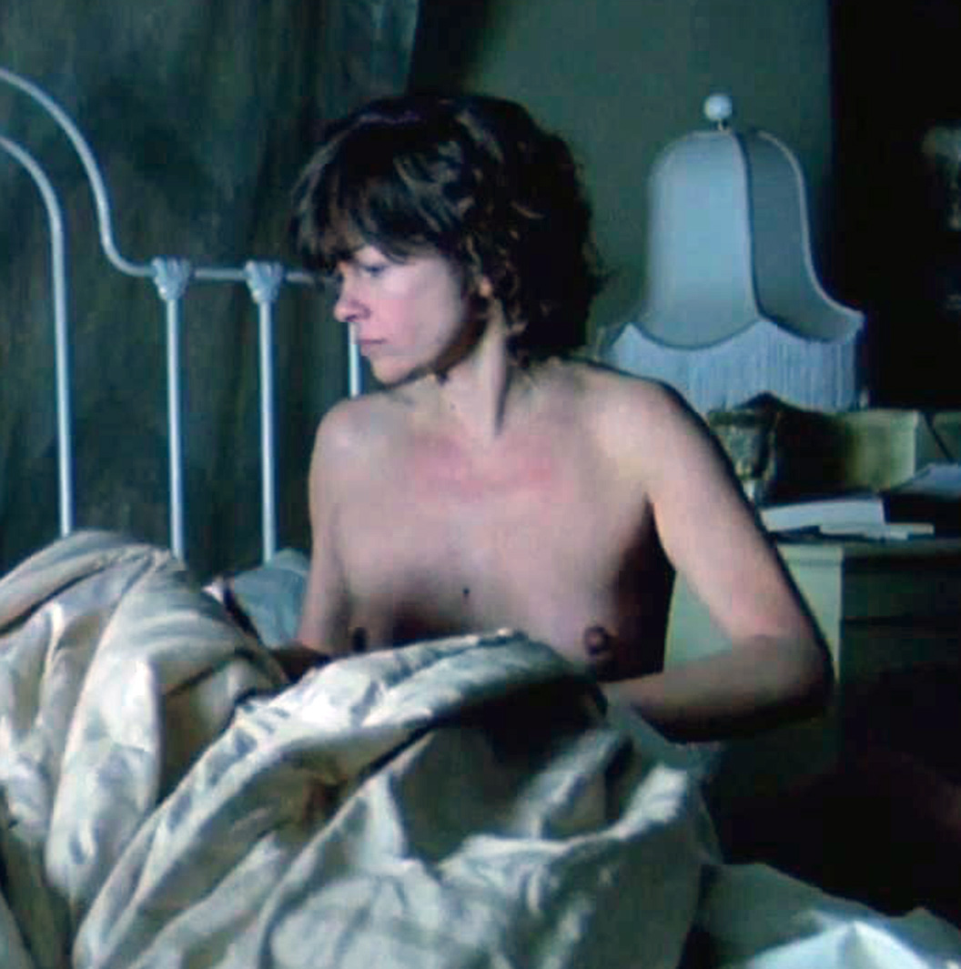 Heidi von palleske nude, genevieve bujold nude dead ringers