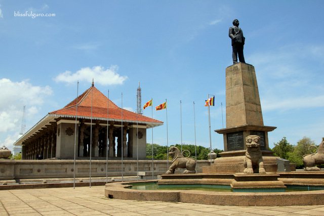 Colombo Sri Lanka Independence Hall