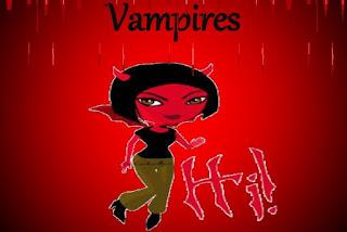Asal Usul Vampire