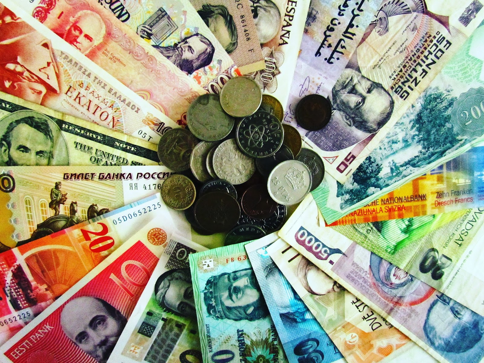 Currency brokerage