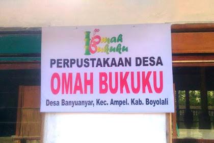 Data Perpustakaan Desa-Provinsi di Indonesia, Jawa Timur Terbanyak di Urutan 1
