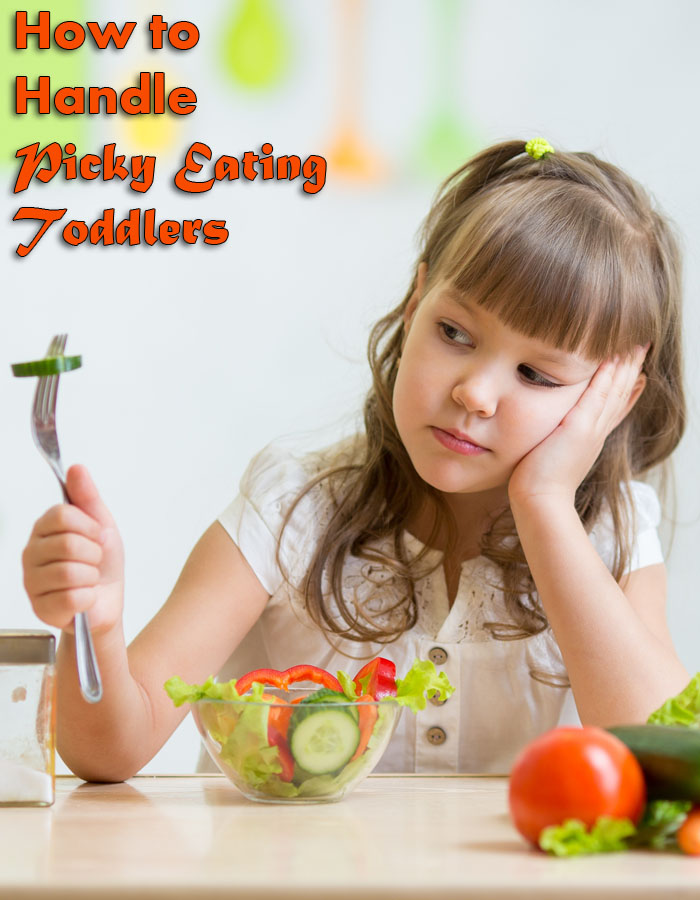 How to Handle Picky Eating Toddlers