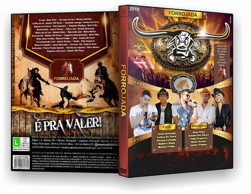 DVD-R FORROJADA 2018 – AUTORADO
