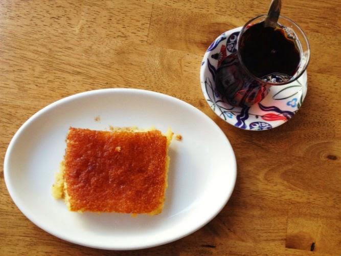 Turkish Food on Green Lanes
