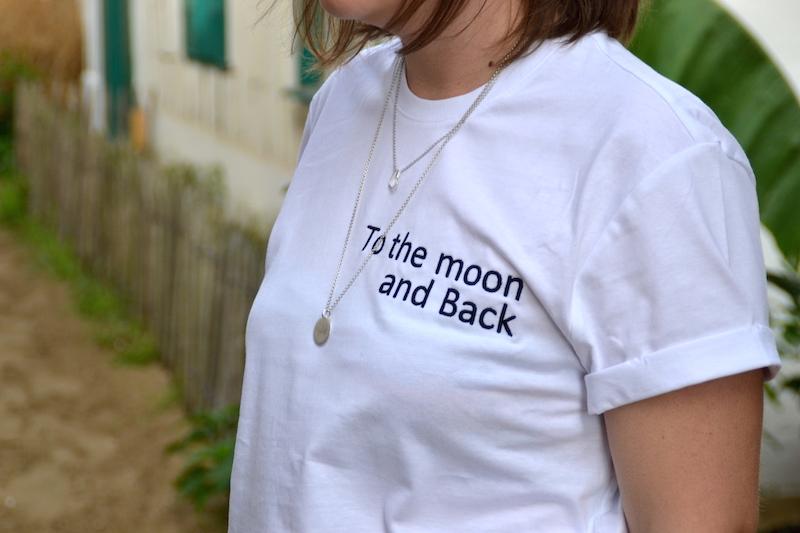 t-shirt brodé Tunetoo