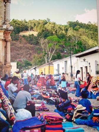 Trajes Típicos Guatemala