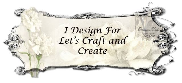 DT member Let's Craft and Create