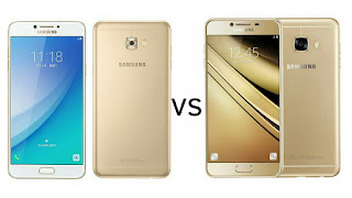 Samsung Galaxy C7 Pro vs Samsung Galaxy C7