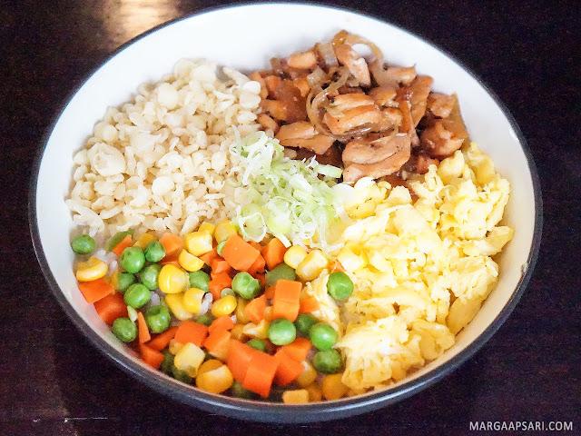 Flake Scrambled Don Sushi Nobu (Shabu Nobu)