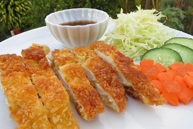Masakan Chicken Katsu