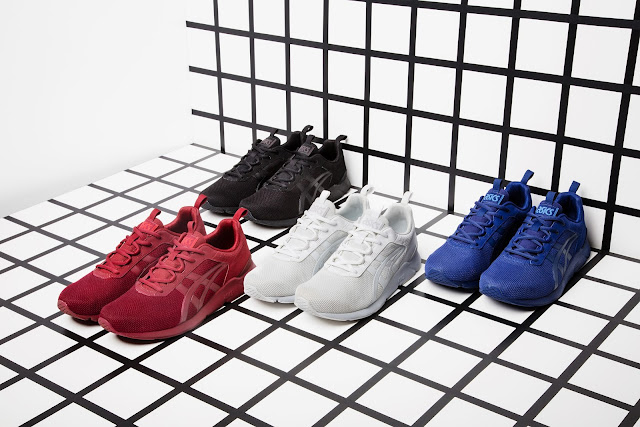 Asics Tiger, GEL-LYTE RUNNER, ASICS Tiger GEL-LYTE RUNNER Monochromatic Pack, sneakers, lifestyle, Suits and Shirts, Fall 2016,