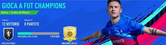 FIFA 19 Ultimate Team | prima settimana di FUT Champions