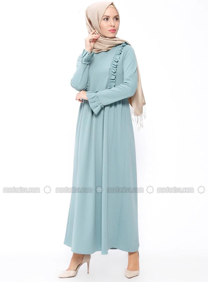 hijab,turk,2019. Robe Hijab Turque Longue