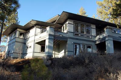 แบบบ้าน 2 ขั้น Prairie Style