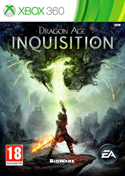 Dragon Age Inquisition Xbox 360 Region Free Español