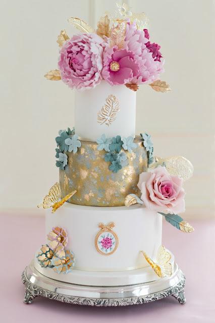 tarta de alta costura