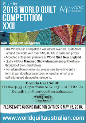 Exhibition Opportunities for QuiltNSW Members