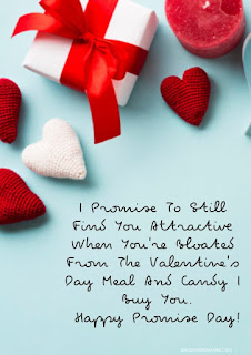 Happy Promise Day Quotes to BoyFriend