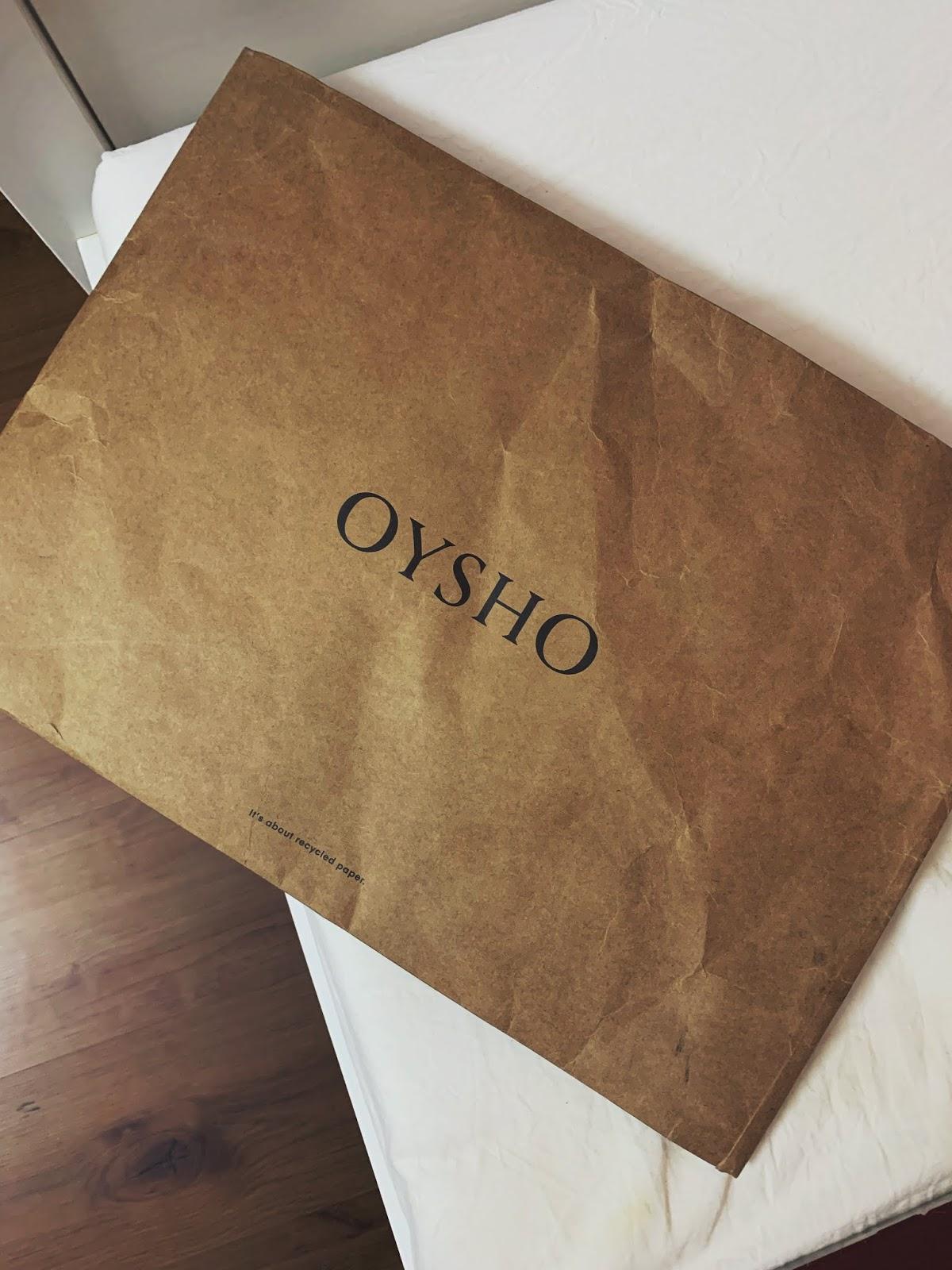 279b08b622991 تجربة الطلب من موقع اويشو oysho التركي. السلام عليكم