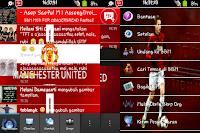 BBM MOD Manchester United for Gingerbread