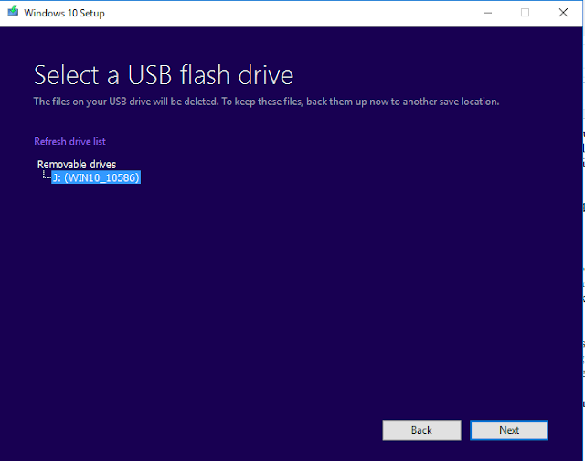 How to Create a Windows 10 USB Bootable Flash Drive ?