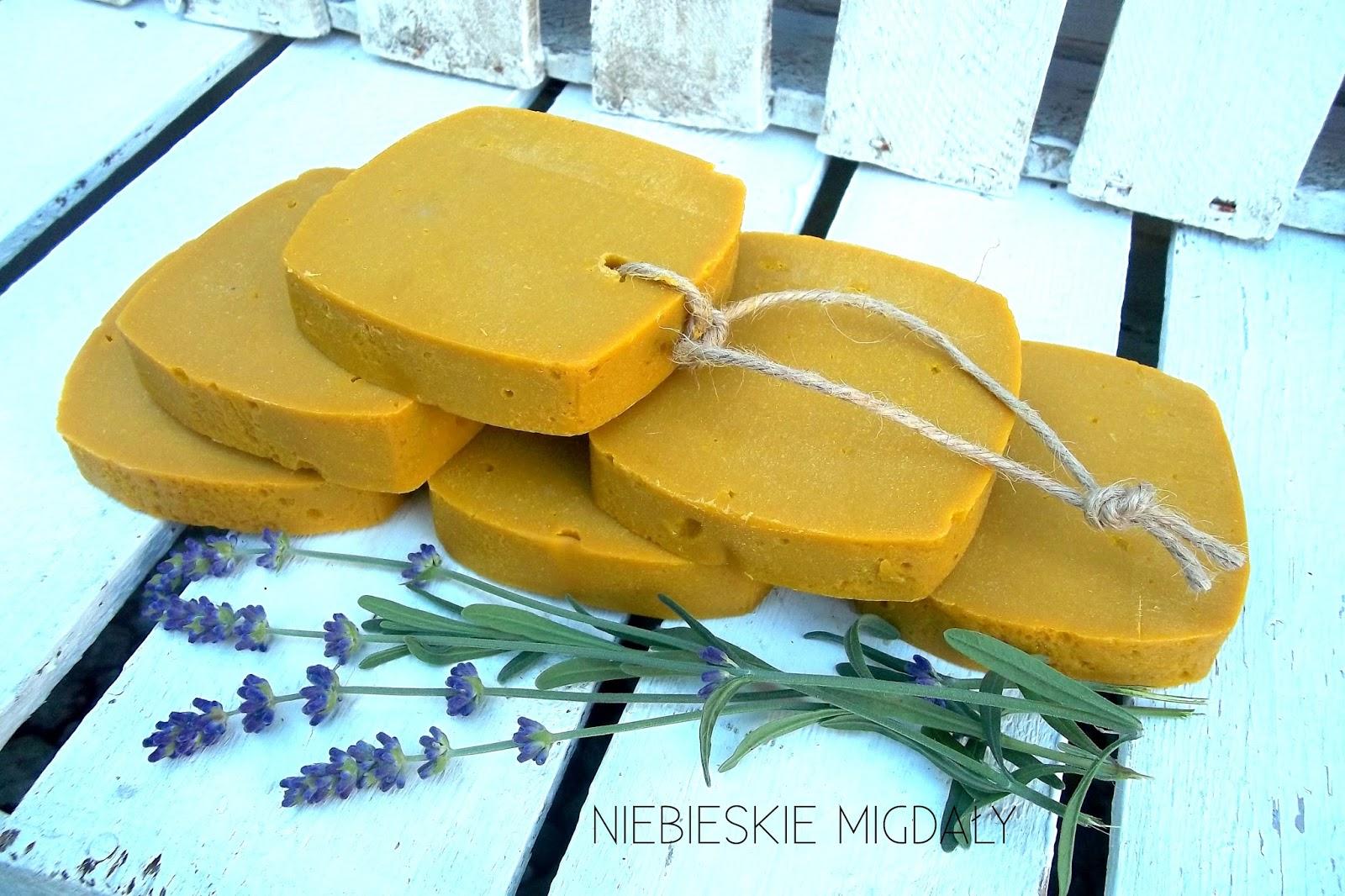 Mydło z glinka żółtą