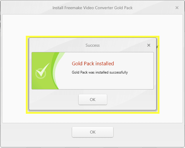 freemake gold pack key 4.1.9