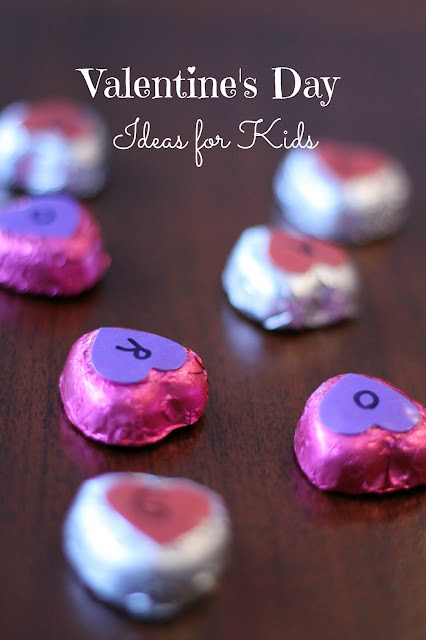 Easy Valentine's Day surprises for kids