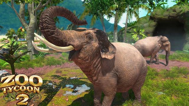 تحميل لعبة حديقة الحيوان zoo tycoon 2 برابط واحد مباشر وسريع