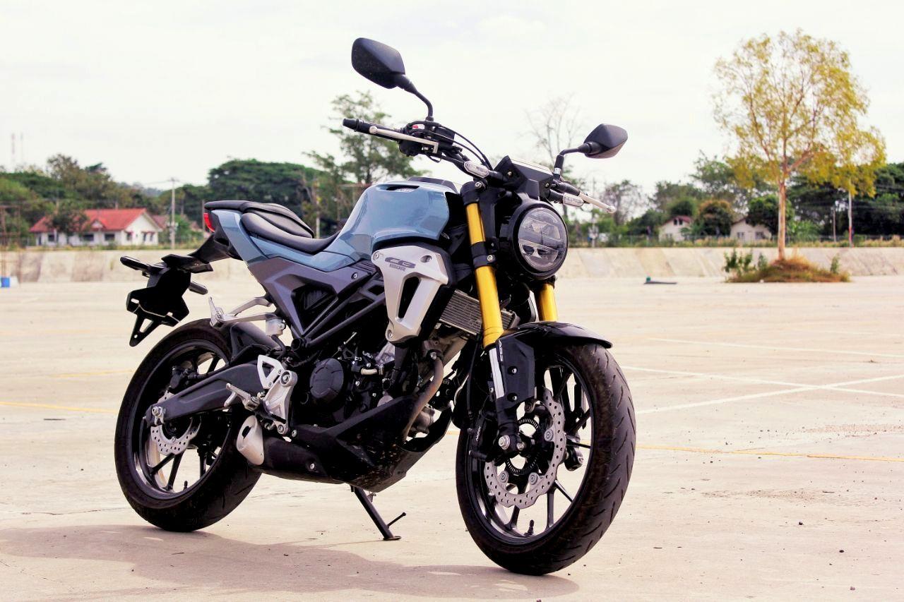 Apa kata Honda tentang kehadiran CB150R Exmotion di Indonesia ?