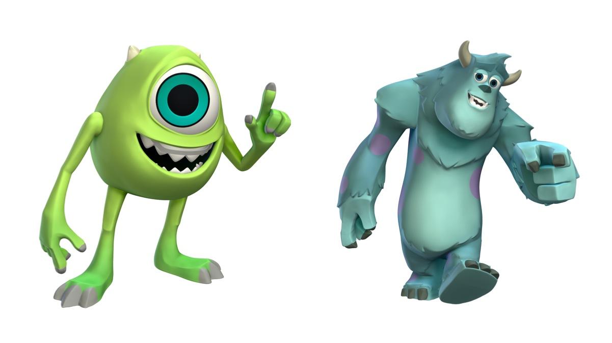 Official Disney Infinity Press Release Details | Pixar Post