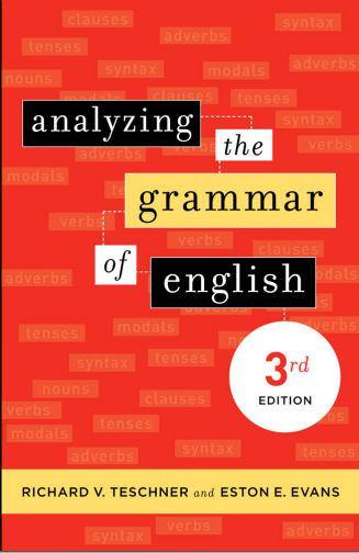 Analyzing the Grammar of English Book PDF download