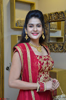 Jenny Honey in Stunning Dark Red Anarkali Dress at Splurge   Divalicious curtain raiser ~ Exclusive Celebrities Galleries 053.JPG