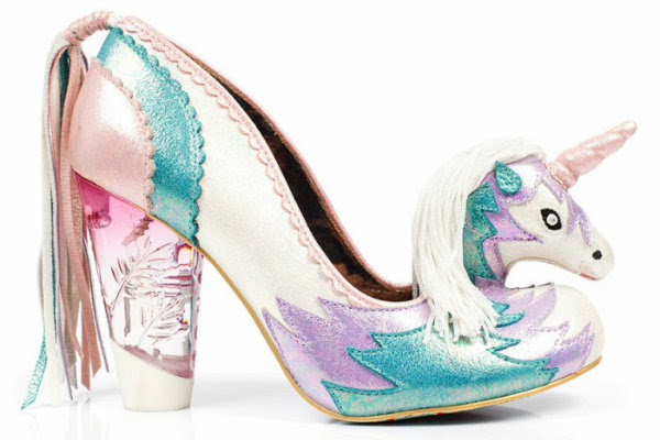 irregular choice dreamkiss unicorn shoes