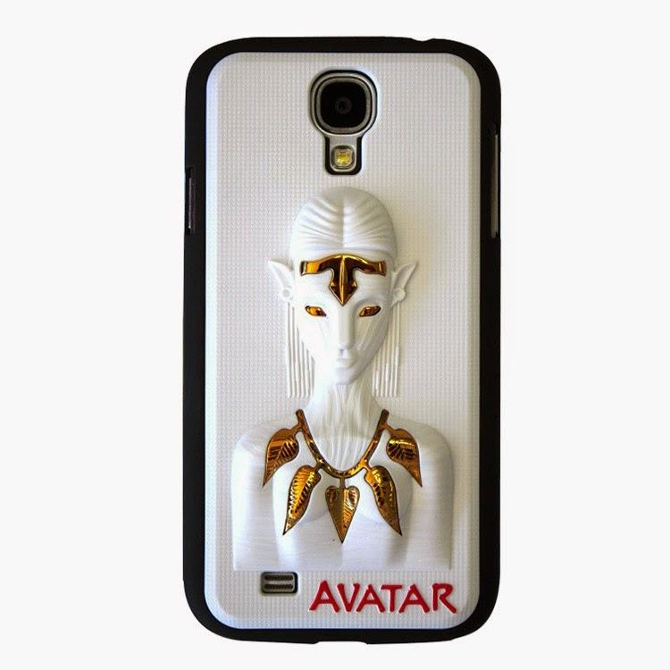 Avatar Pattern For Samsungi9500 Mobile Phone Case