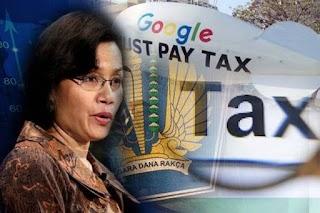 Sotoy tentang Pajak dan Google