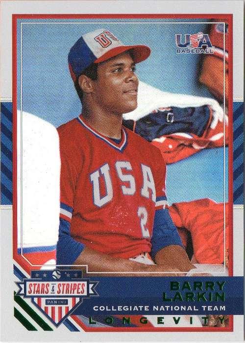 Card Buzz 2017 Panini Stars Stripes Usa Baseball Longevity Box