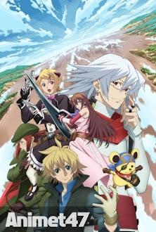 World Destruction: Sekai Bokumetsu no Rokunin - World Destructio anime 2013 Poster
