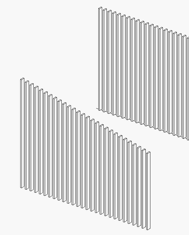 Revit Link: Empty System Panel is Missing