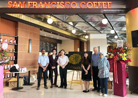 Launching off the South's first SF Coffee outlet by celebrating arts and coffee