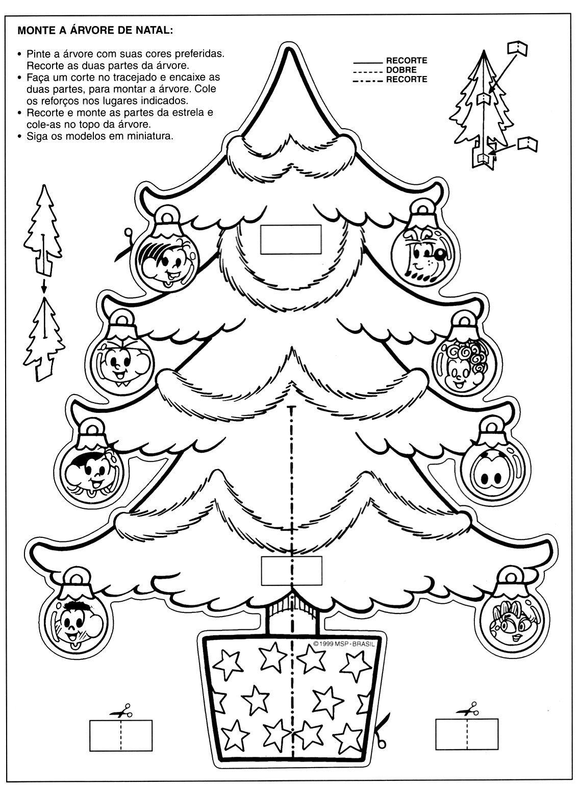 Unidos Pela Educacao Por Um Mundo Melhor Arvore De Natal Para