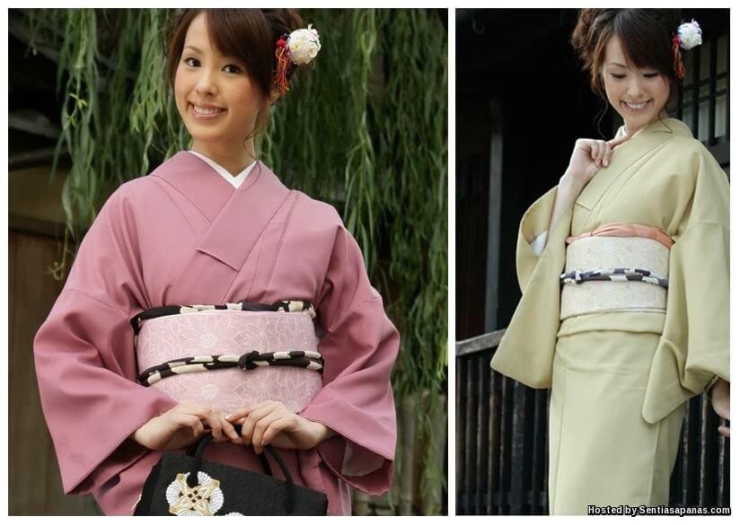 Kenali Keunikan Kimono Jepun