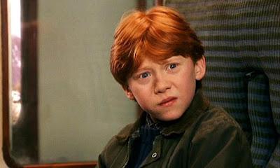 Рон Уизли - Хари Потър и философският камък