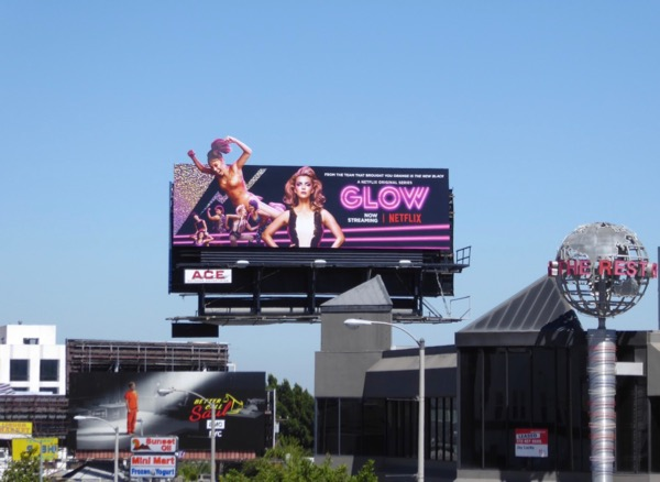 Glow special extension billboard