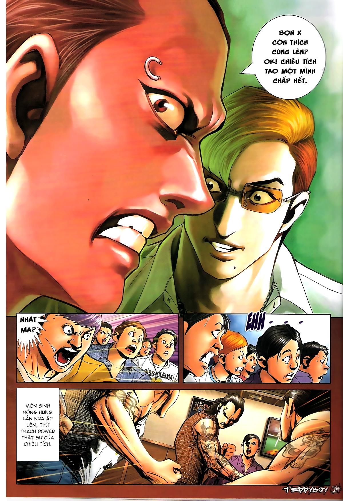 Người Trong Giang Hồ - Chapter 1328: Rắc rối - Pic 19